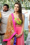 Hansika Motwani Photos at Durga movie launch-thumbnail-5