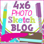 4x6 Photo Sketch Blog