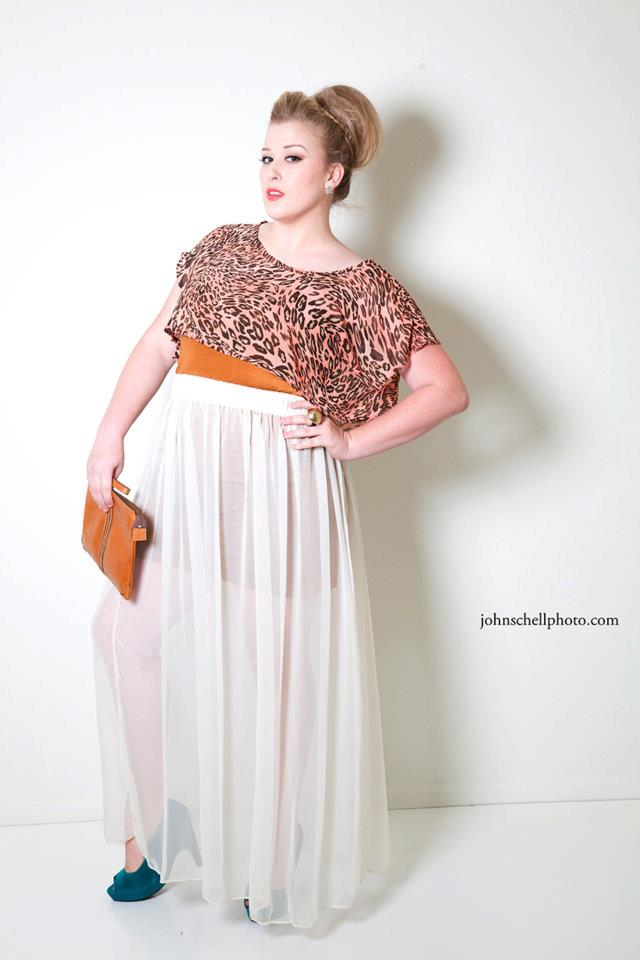 Ashley Nell Tipton, Plus size blog, plus size fashion