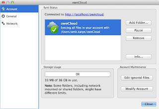 ownCloud Client