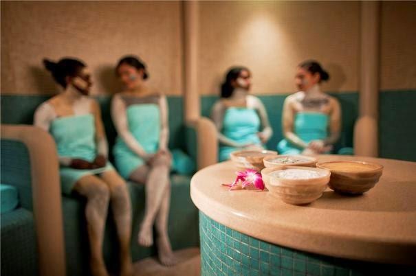 dubai massage center service call