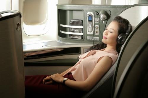 Bí quyết giữ sự tỉnh táo và tươi tắn khi bay đường dài đến Mỹ