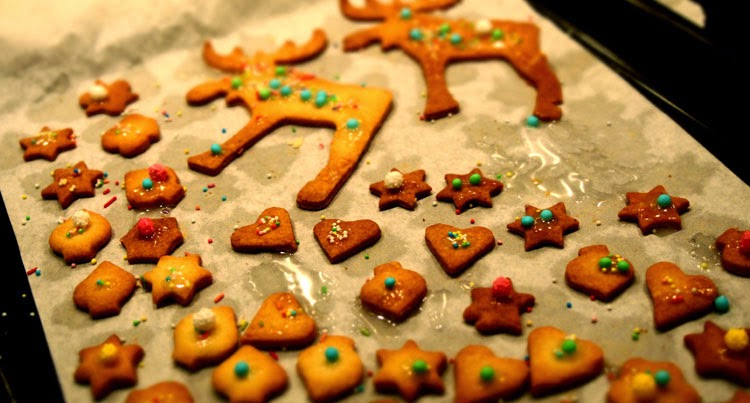 helpot joulupiparit