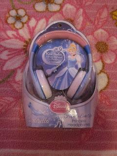 girls princess headphones
