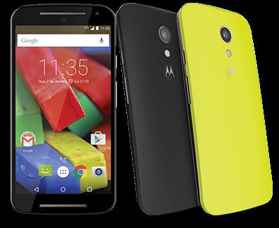 Comprar Motorola Moto G 4G 2015 libre