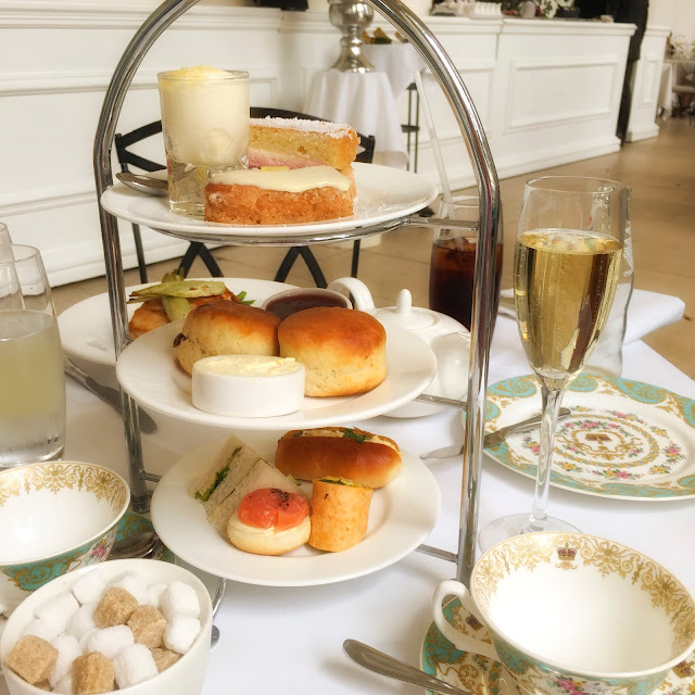 Royal Afternoon Tea at Orangery | Chichi Mary Kid's Boutique