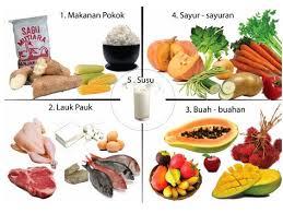 Daftar Makanan Sehat Untuk Ibu Hamil Muda Biologi And Scinece