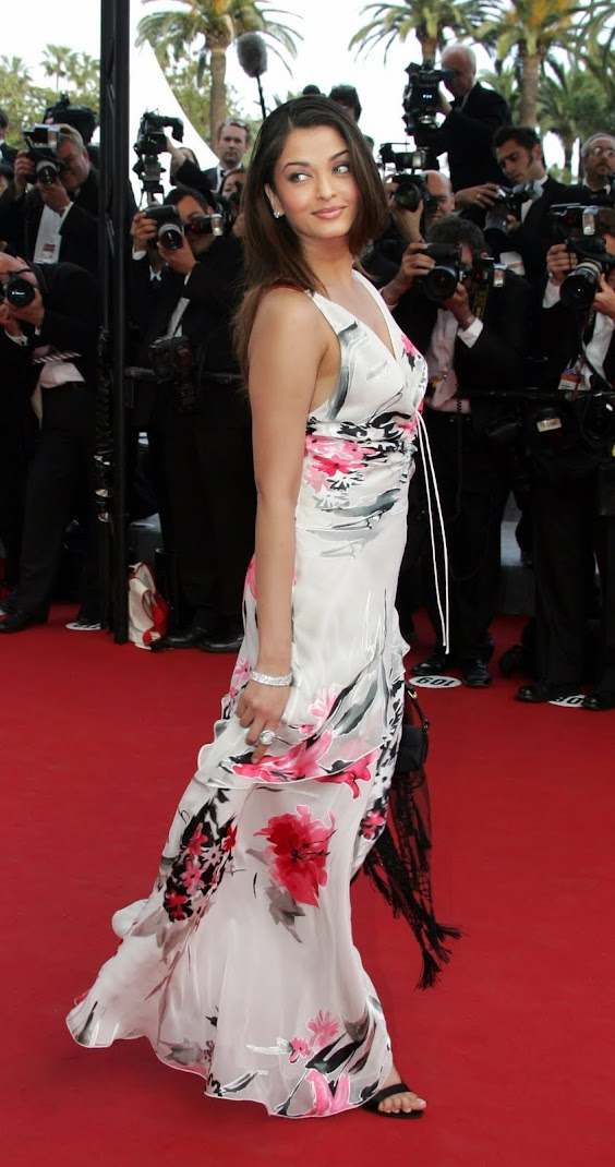 Aishwarya Rai hot Pics from Cannes