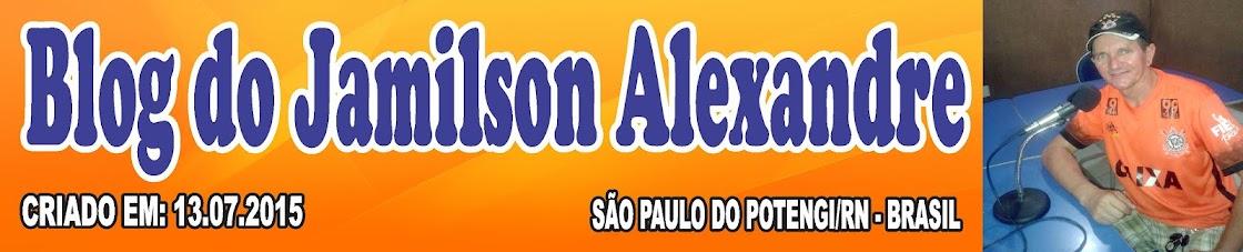 Blog do Jamilson Alexandre