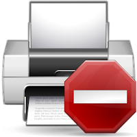 MS Office 2010: Word cannot print, printer not installed error