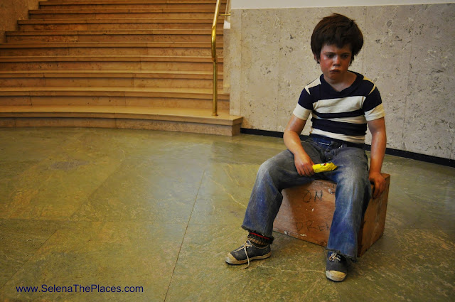 Little Boy Boijmans Rotterdam