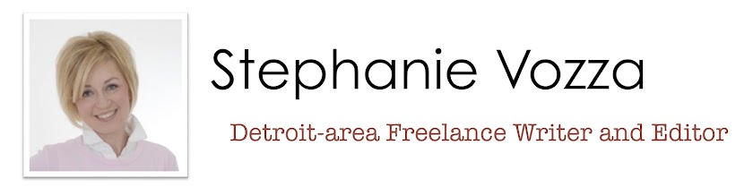 Detroit Freelance Writer | Stephanie Vozza