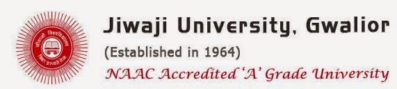Jiwaji University Dec 2014 ATKT Result