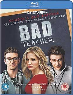 Bad Teacher 2011 Dual Audio Hindi Movie BluRay 720p
