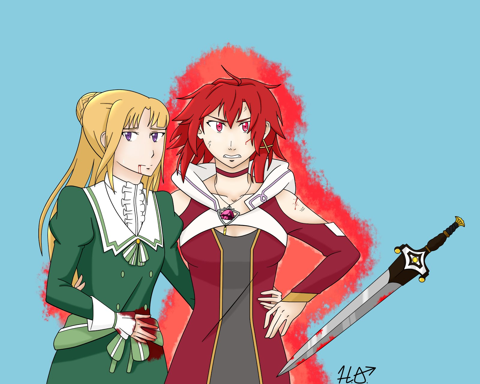Izetta and Finé