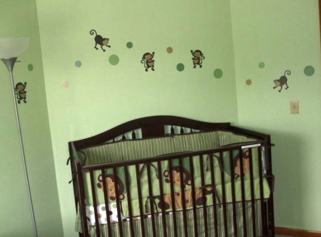 Color Schemes For Baby Boy Rooms