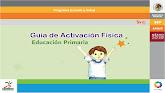 GUÍA DE ACTIVACIÓN FÍSICA PRIMARIA