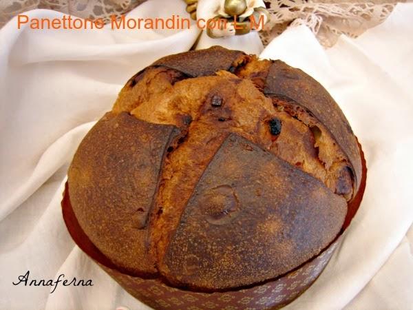 panettone ricetta maestro morandin  (la mia versione 1.0)...preparandosi al natale