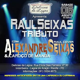 AGENDA DE SHOWS ALEXANDRE SEIXAS/2016
