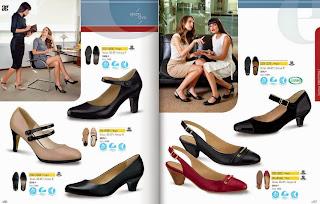 Catalogo confort Andrea : zapatos  verano 2015