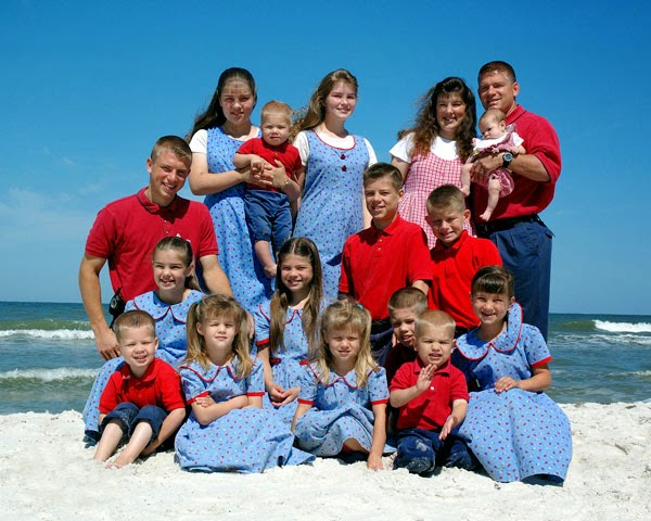 Bates family blog