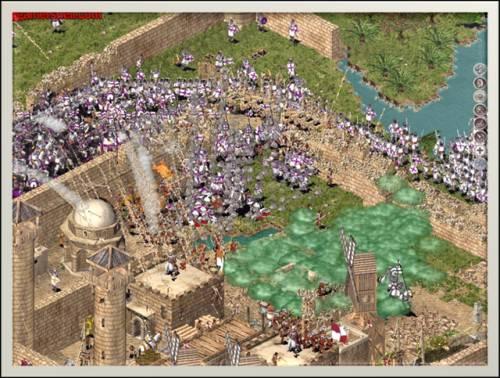 Download Game Crusader Stronghold