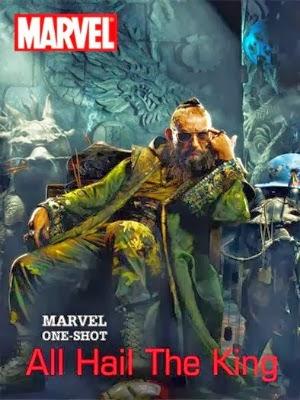 Marvel Tất Cả Kính Mừng Hoàng Đế