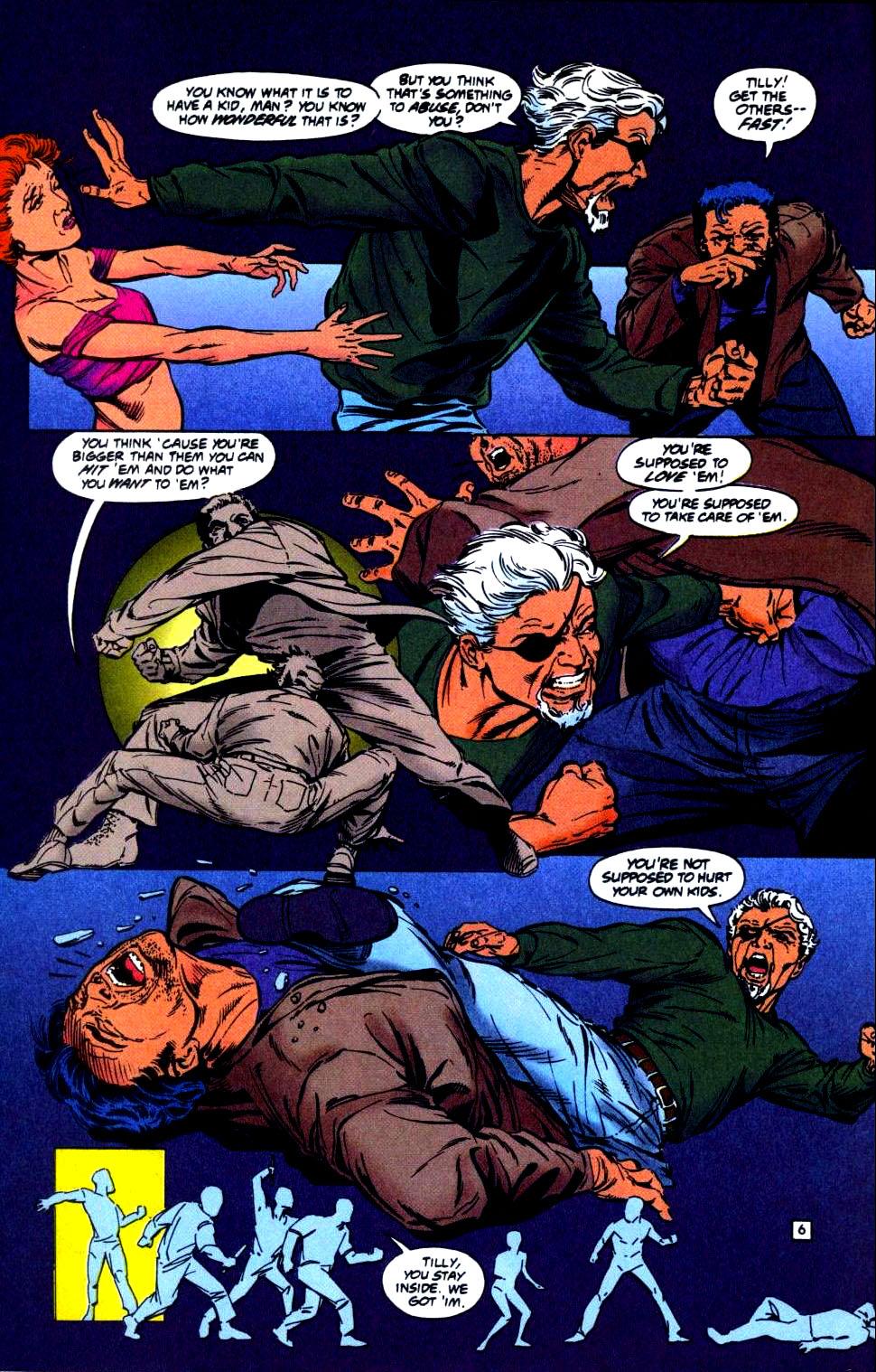 Deathstroke (1991) Issue #35 #40 - English 7