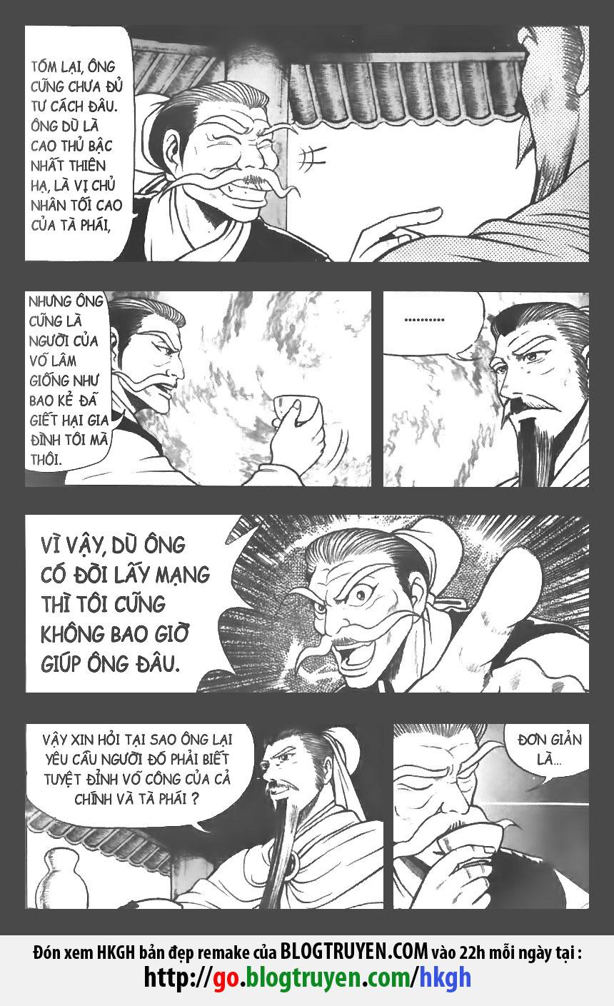 Hiệp Khách Giang Hồ - Hiệp Khách Giang Hồ Chap 060 - Pic 11
