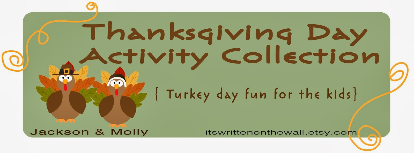 Create a Thanksgiving Memory that will last a lifetime!