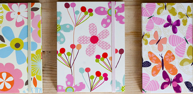 notebooks stationery Liz and Pip Ltd