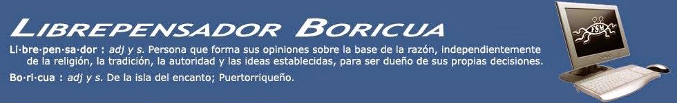 Librepensador Boricua