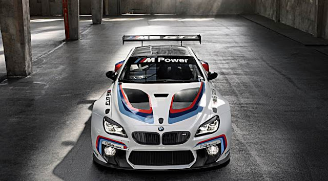 2016 BMW M6 GTLM Previewed