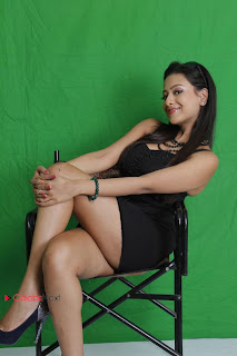 Madalsa Sharma Latest  Pictures from Mike Testing 143 Telugu Movie  0003