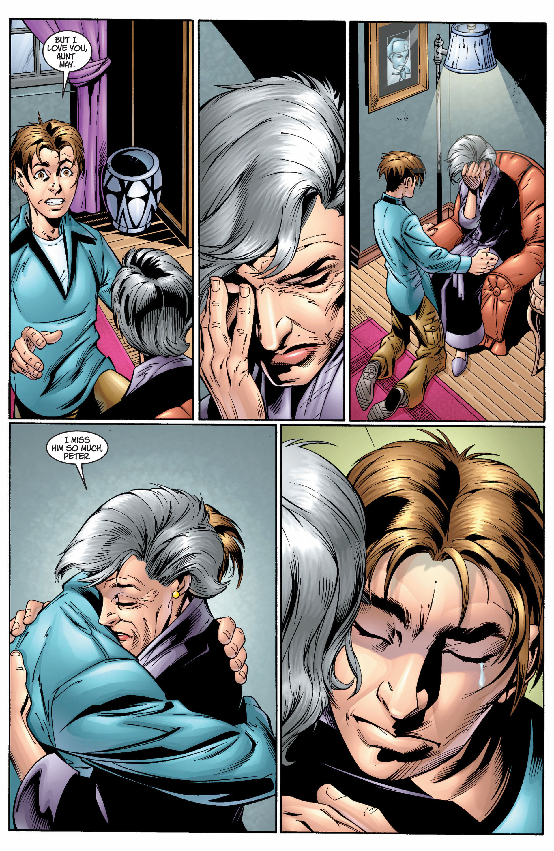 Ultimate Spider-Man (2000) Issue #10 #14 - English 13