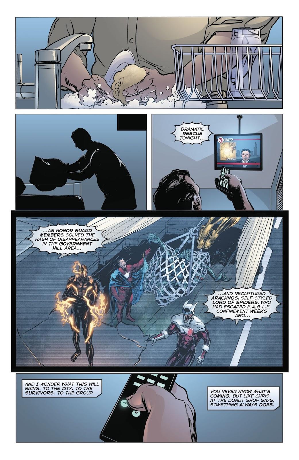 Read online Astro City comic -  Issue #50 - 24