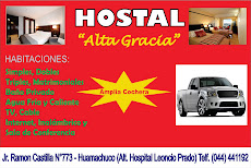 "HOSTAL ""ALTA GRACIA"""