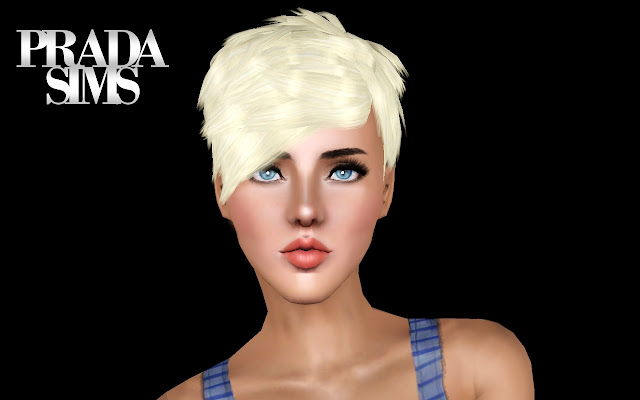 sims 3 short hair female download