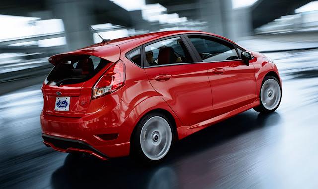 Ford Fiesta ST fuel economy