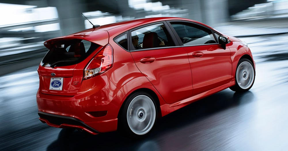 2014 ford fiesta st fuel economy 26 35 subcompact. Black Bedroom Furniture Sets. Home Design Ideas