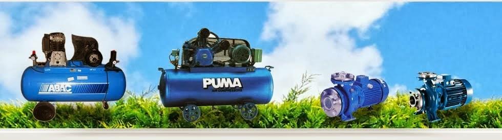 máy nén khí puma, fusheng, pegasus, swan, compstar, D&D, UNIKA.