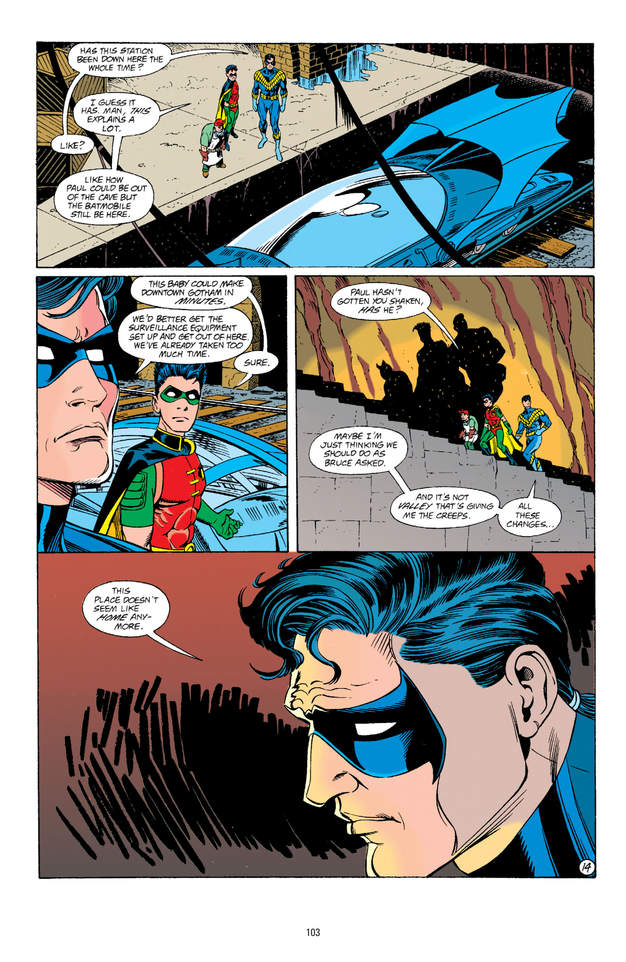 Detective Comics (1937) Issue #676 Page 15