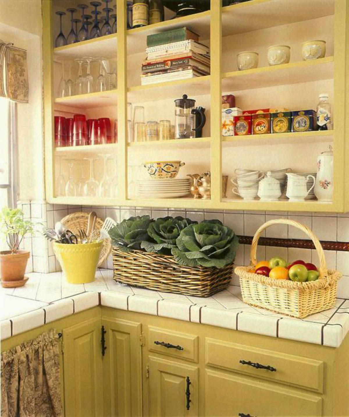 Co Kitchen Furniture Pale Yellow Kitchen Cabinets Zampco