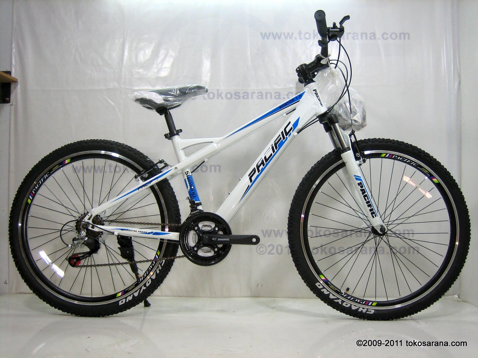 tokosarana™Jakarta Jatinegara: Sepeda Gunung Pacific