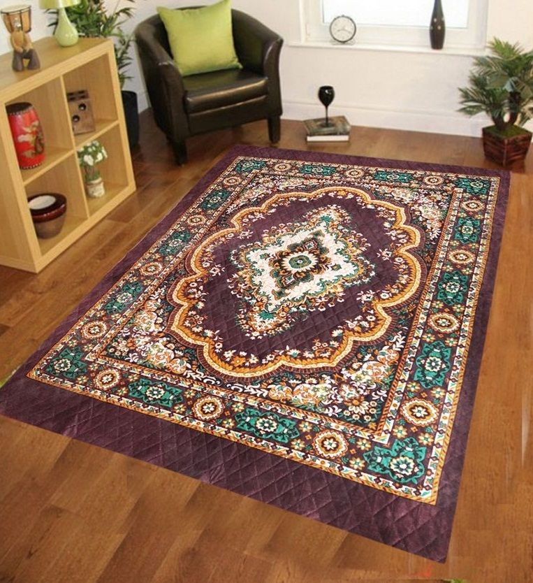 Designer Printed Carpet Lowest Online Price