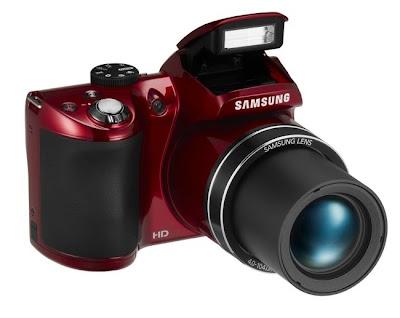 Camera SAMSUNG WB110