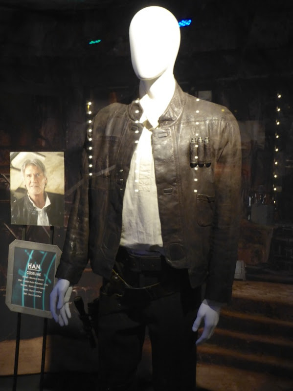 Han Solo costume Star Wars Force Awakens