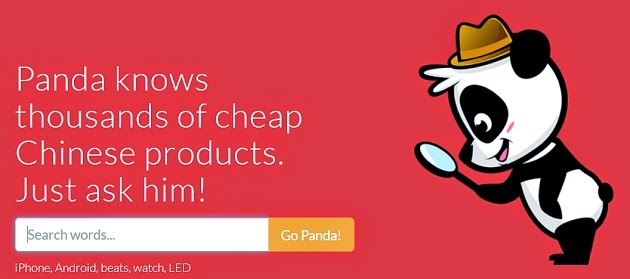 Searching Panda Will Search It If Your Product Exists