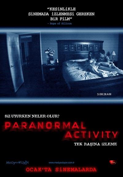 Download paranormal activity 1 (2007) bluray 720p x264 sayfull dya movie