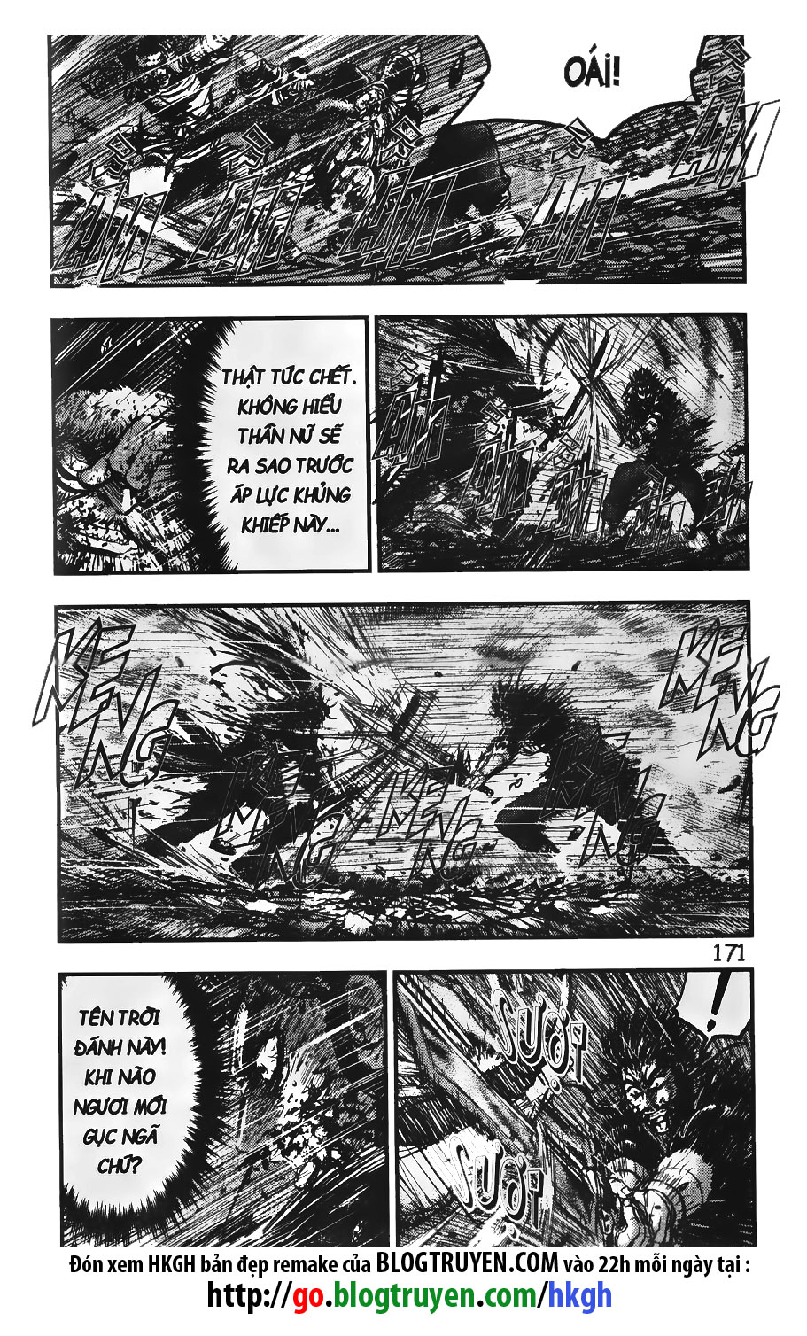 Hiệp Khách Giang Hồ chap 396 Trang 14 - Mangak.info